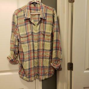 Light flannel shirt